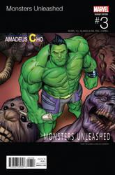Hip Hop Hulk cover-Monsters Unleashed final