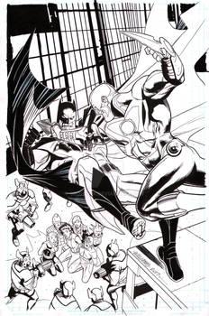 Justice League America cover#28 final