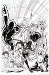 Justice League America cover #29