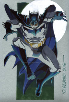 The Batman  commission