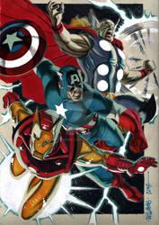 Marvel Trifecta