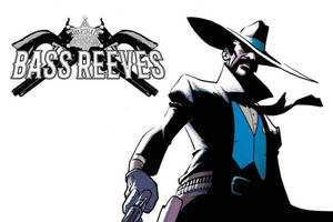 BASS REEVES Law man
