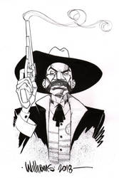 The Law Man BASS REEVES  Preview