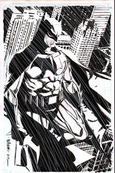 THE DARK KNIGHT ART FOR SALE