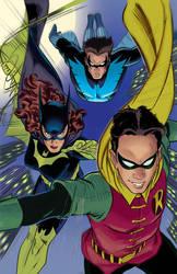 Heroic trio by BroHawk