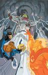 Fantastic 4 covers