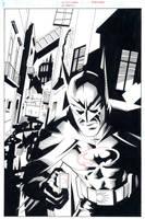 Unused Bat cover by BroHawk