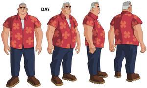 Shazam It's Grandpa Max Turn
