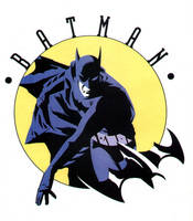 Bat art consumer products by BroHawk