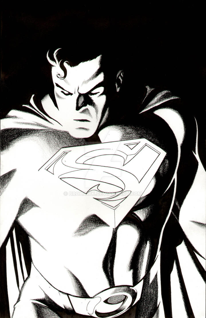 DC Icon  Superman by BroHawk