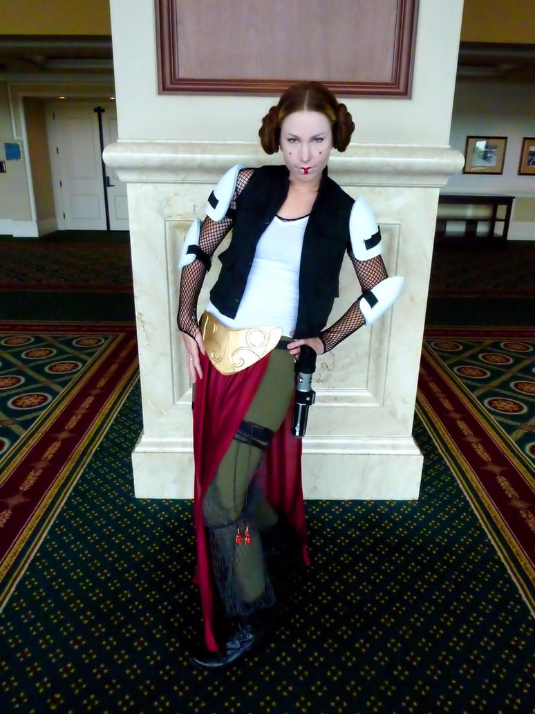 Comic-Con Star Wars Cosplay by Writer-of-Rohan