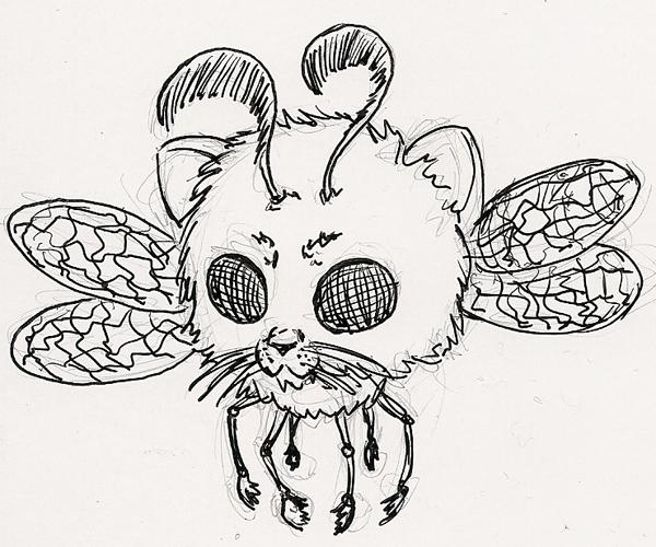 Khoshekh kitten 3/6 by Launchycat