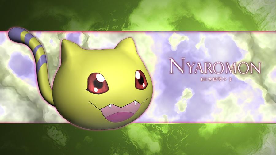 Digimon Nyaromon