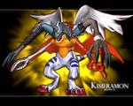 Kimeramon 3d by me
