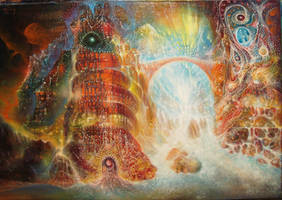 Pulsating energy of destruction by JOSIPCSOOR