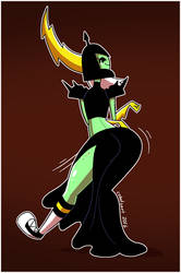 Lord Dominator dances again by Cobatsart