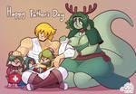 Snugly Father's day