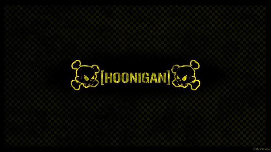 Hoonigan wallpaper 1920x1080 by sniperx103 on deviantart - Hoonigan logo ...
