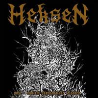 CD artwork Heksen 2018