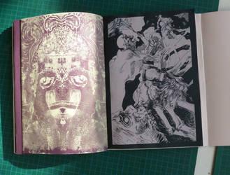 Alkom'X 11 HellHeaven Collectiv handmade book 2021
