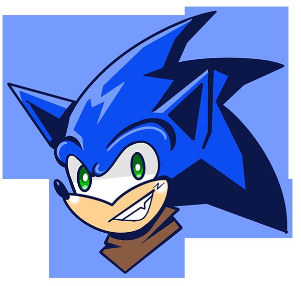 Sonic the hedgehog by XDannymanX