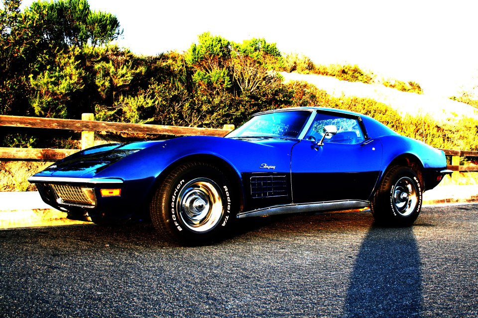 1971 454 corvette stingray by john man on deviantart. Cars Review. Best American Auto & Cars Review
