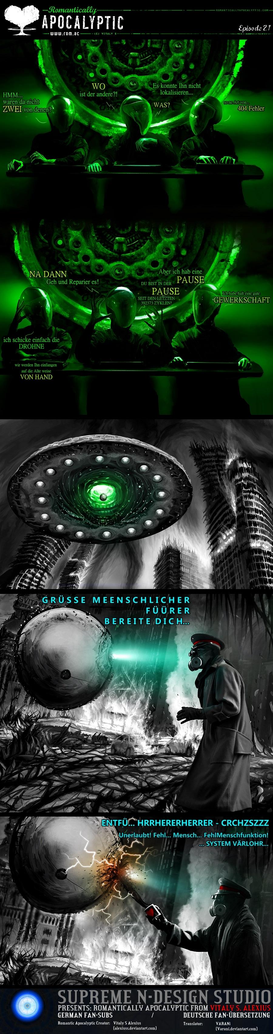 RA 21.DE - GERMAN TRANSLATION by Varani