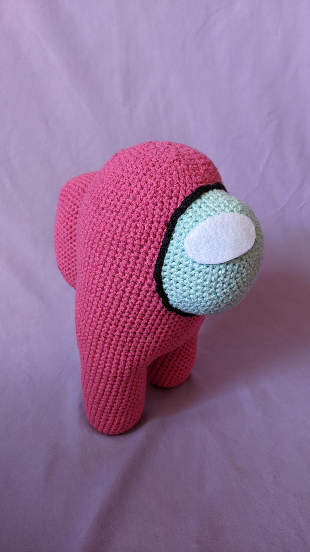 Among Us Mini Crewmate Crochet
