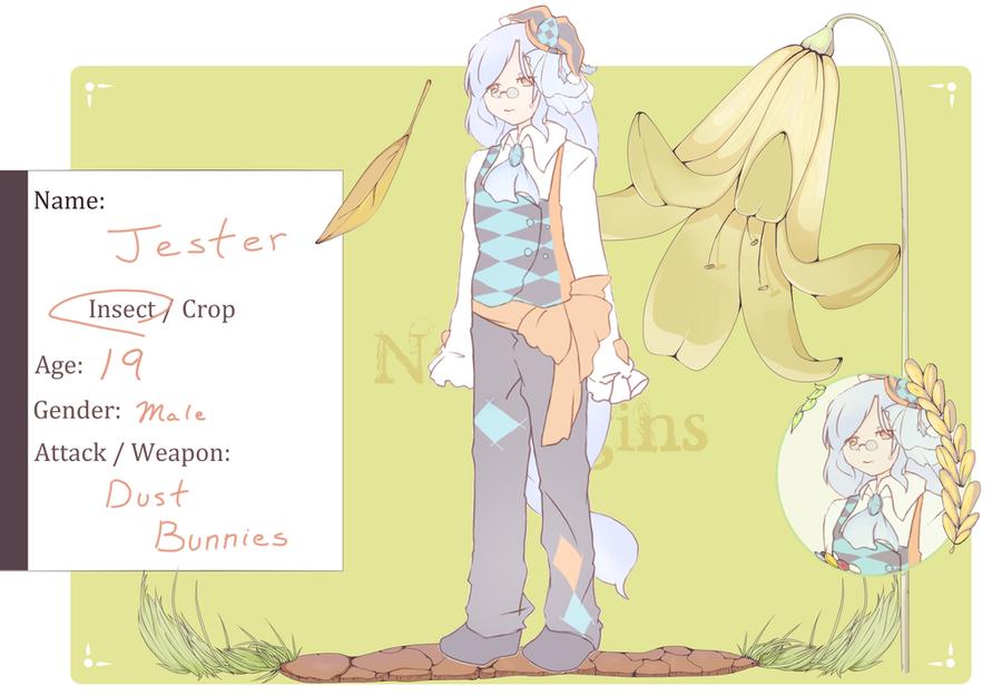 NO: Jester by leopardpantsu