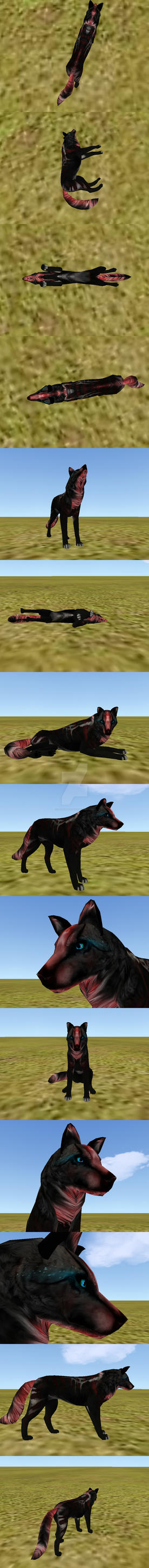 Free canine preset for FeralHeart by RainOfBl00d