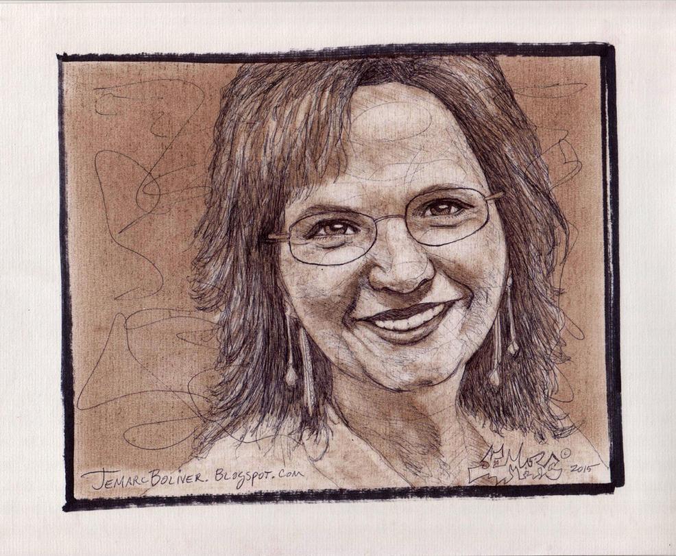 Barby - free art winner for Jan 2015 by jamonkey