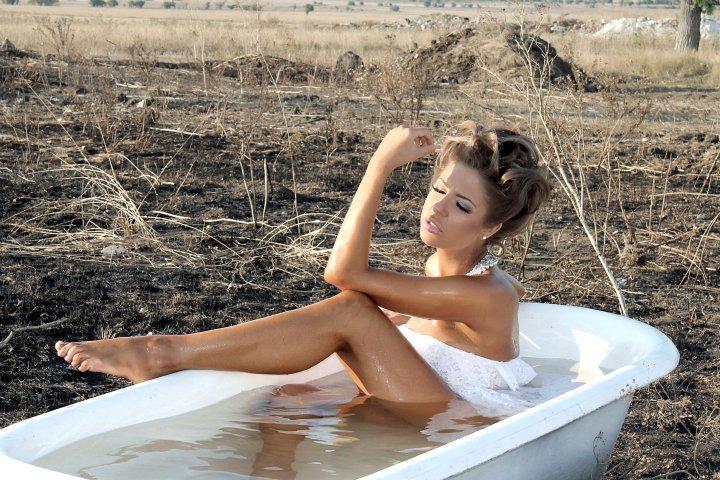 The bath 5 by AndreaTeddy
