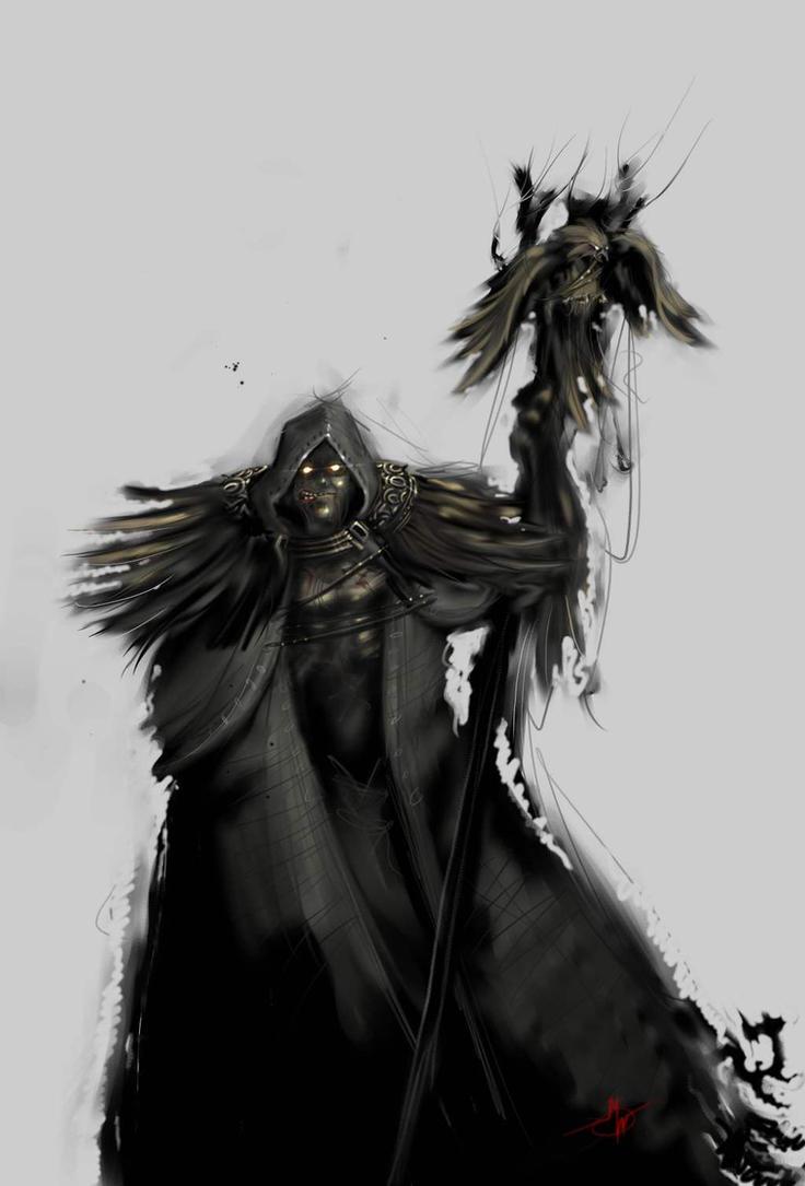 Undead Priest by Gobboking on DeviantArt