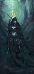 dark ranger by Gobboking