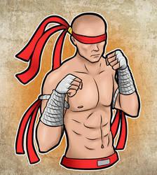 Muay Thai Lee Sin