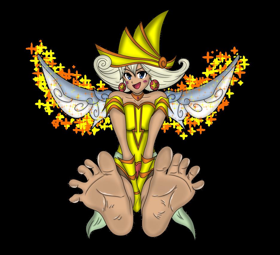 Lemon soles ( Yu-gi-oh!) [By OrangeThunder2] by mixmariobros