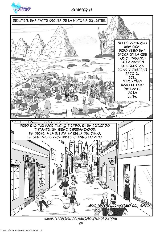 Rogue Diamond Prologue Part 01 (Spanish)