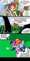 Midnight Eclipse Part 17 (Spanish)