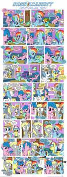 Dash Academy Chapter 7 Part 06 (Spanish) by Raimundo1941