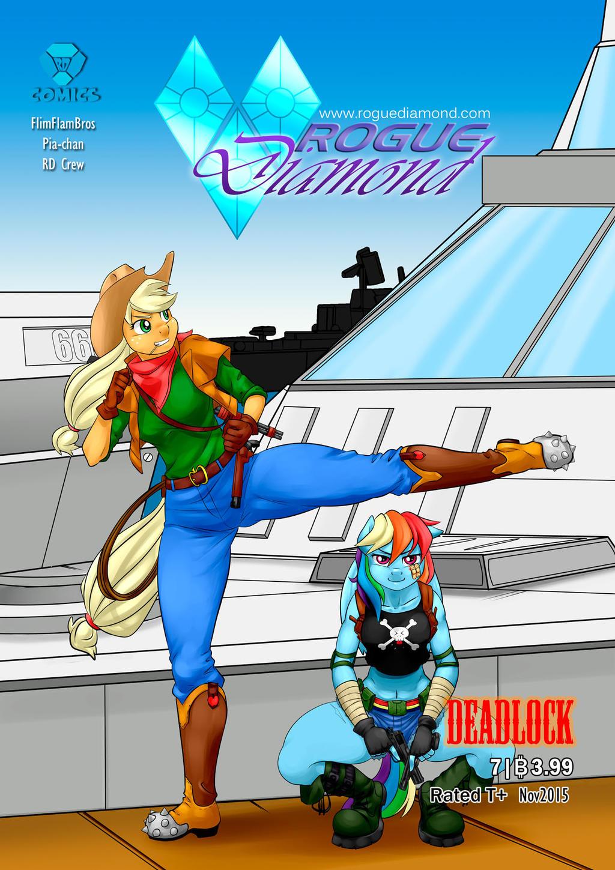 Rogue Diamond Chapter 07 Part 00 (Spanish)