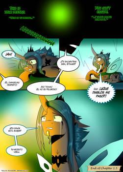 MLP Descendants Chapter 01.5 Part 13 (Spanish)