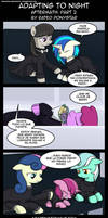 Adapting to the Night Chapter 18 Part 02 (Spanish)