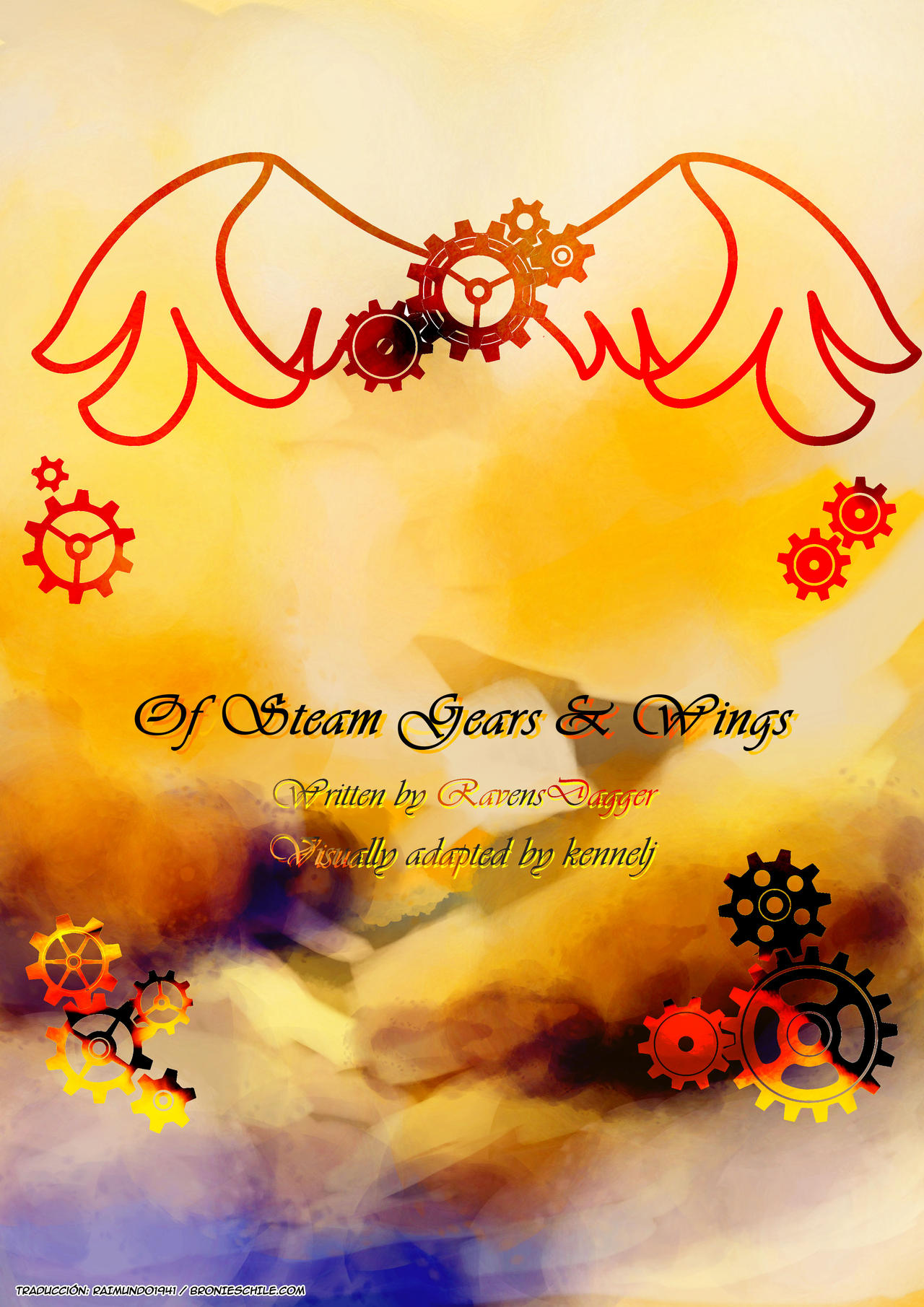 Of Steam Gears and Wings Part 00 (Spanish)