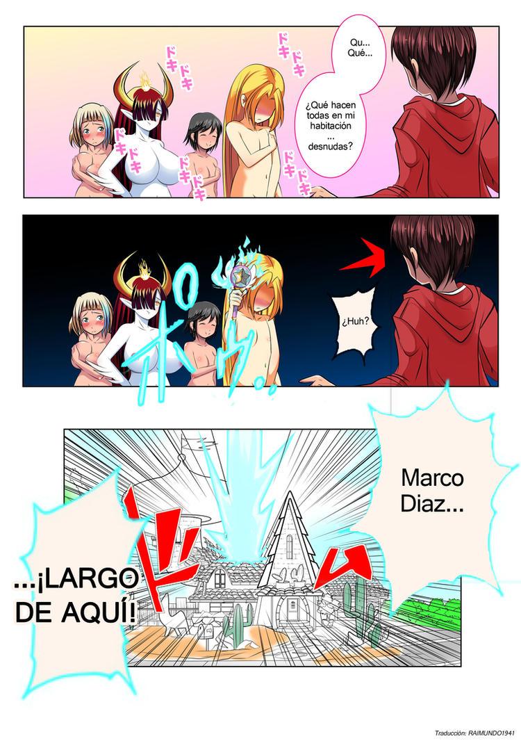 Another Line Part 09 (Spanish) by Raimundo1941 on DeviantArt