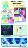 5 Things You Never Knew 05 Lyra (Spanish)