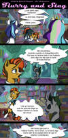 Flurry and Stag Part 08 (Spanish)