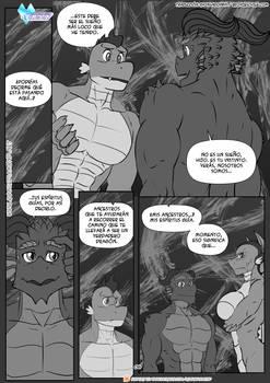 Rogue Diamond Chapter 13 Part 06 (Spanish)