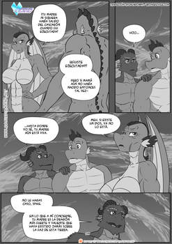 Rogue Diamond Chapter 13 Part 09 (Spanish)