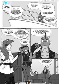Rogue Diamond Chapter 13 Part 15 (Spanish)