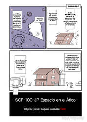 SCP OS Ch.048 SCP-100-JP Part 04 (Spanish)